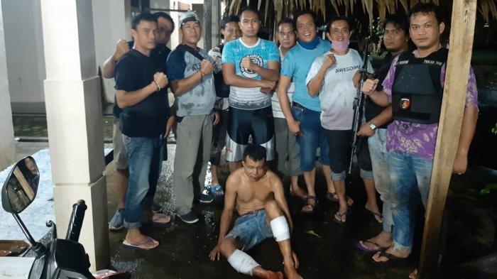 Residivis Sadis di Lampung Utara Dapat 'Hadiah' Timah Panas Polisi, Kasatreskrim: Ternyata DPO