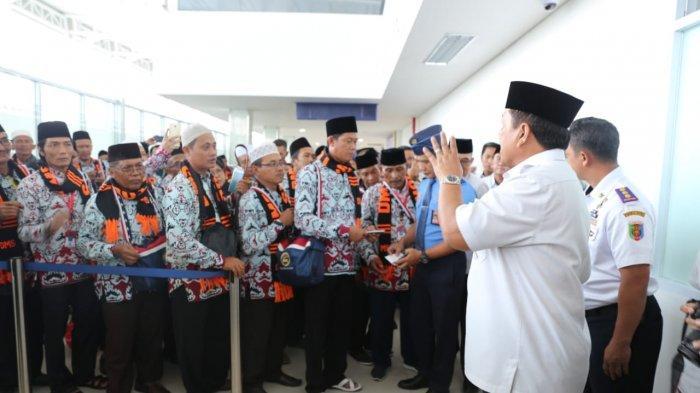 Penerbangan Umrah Langsung Lampung-Jeddah Pangkas Biaya Rp 3 Juta dan Waktu 1,5 Jam
