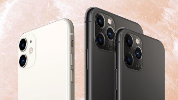 Resmi Masuk Indonesia, Harga HP iPhone 11, iPhone 11 Pro, dan iPhone 11 Pro Max serta Spesifikasinya