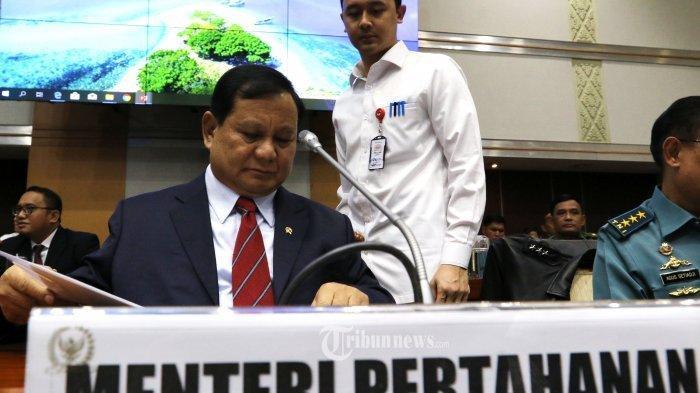 Respons Prabowo Subianto Seusai Jokowi Isyaratkan Sandiaga Uno Bisa Jadi Capres di Pilpres 2024