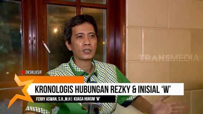 Ilustrasi Ferry Aswan, kuasa hukum W. Rezky Aditya digugat soal anak, wanita W ungkap awal pertemuan