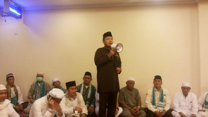 Pertama Kali, Gubernur Lampung Pidato Pakai Megaphone
