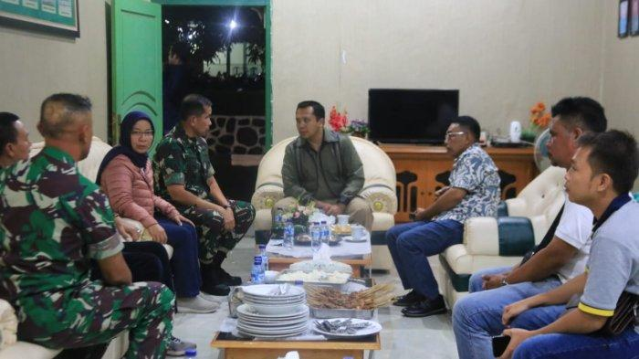 Gubernur Ridho dan TNI Lakukan Koordinasi, Pangdam II/Sriwijaya Turun ke Lokasi