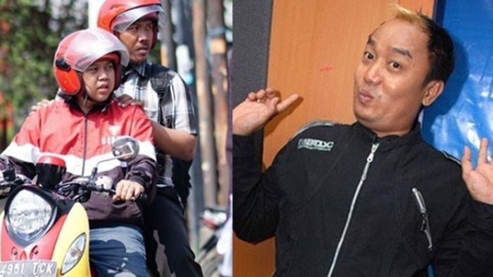 Rival Mas Pur Tukang Ojek Pengkolan Pernah Numpang di Rumah Azis Gagap, Kini Bahas Mantan