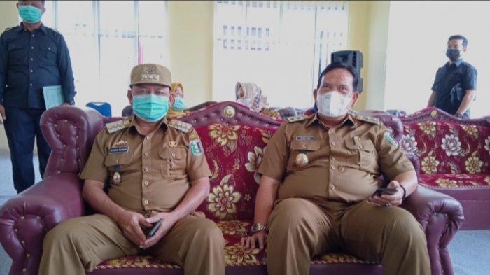 Road to Tribun Lampung Award 2021, Bupati Lampung Timur Dawam Rahardjo Aktifkan Satgas RT