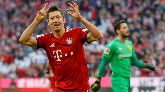 Menjelang Perempat Final Liga Champions 2021, Bayern Muenchen Bermain Tanpa Robert Lewandowski