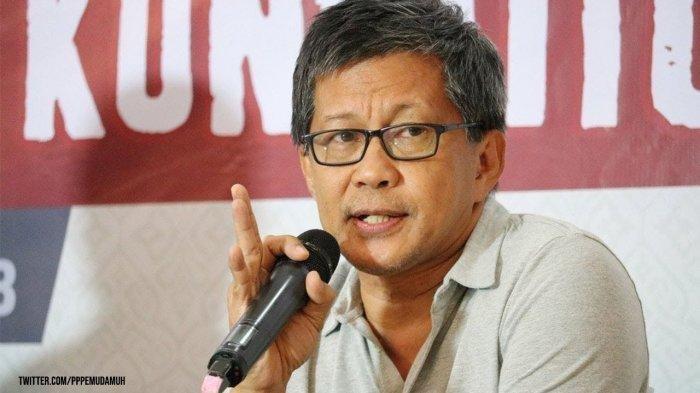 Rocky Gerung Ungkap Motif Jokowi Puji-puji Sandiaga, Gagalkan Anies Baswedan Presiden
