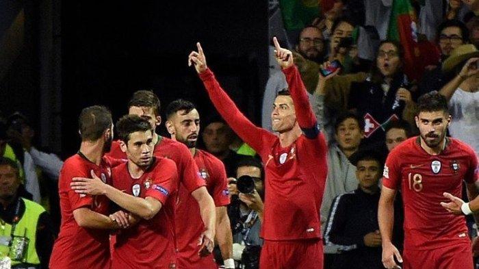 Ilustrasi - Jadwal Timnas Portugal di Euro 2020