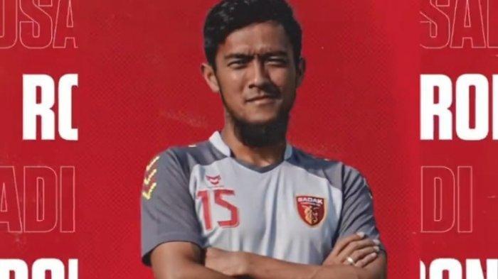 Biodata Roni Rosadi, Pemain Badak Lampung FC di Liga 2 2021