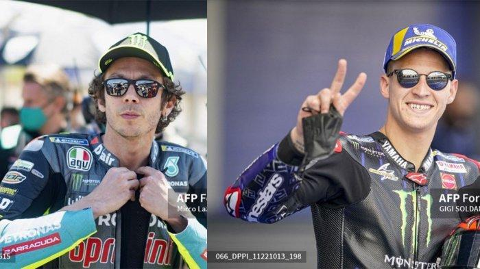 Jadwal MotoGP Prancis 2021, Valentino Rossi 'Ban Sama Semua'