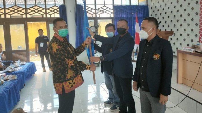 Rozi Ardiansyah Komandoi PWI Lampung Utara