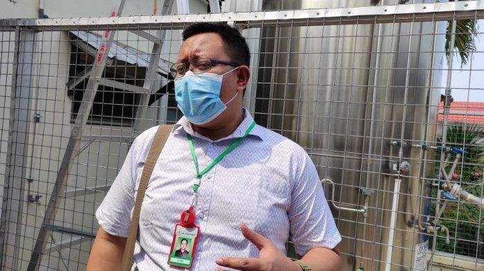 Stok Oksigen Menipis, RS Bumi Waras Bandar Lampung Kurangi Pemakaian