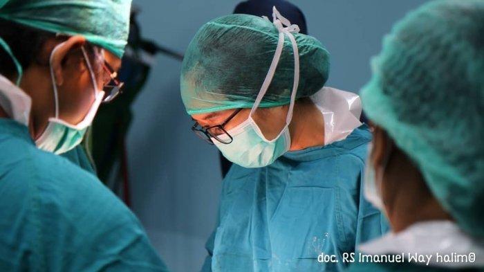 RS Imanuel Sukses Lakukan Operasi Katarak pada Bayi