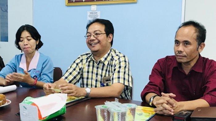 VIDEO: Direksi RS Imanuel Lampung Kunjungi Tribun Lampung, Perkenalkan Inovasi Baru Program Halodoc
