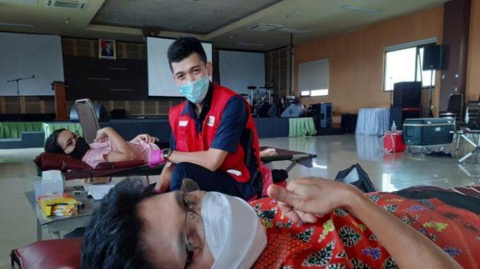 Rumah Sakit Imanuel Gelar Donor Darah Bersama PMI Provinsi Lampung