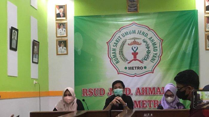 RSUD Ahmad Yani Metro Lampung Bantah Tolak Pasien, Dilema karena Stok Oksigen Terbatas