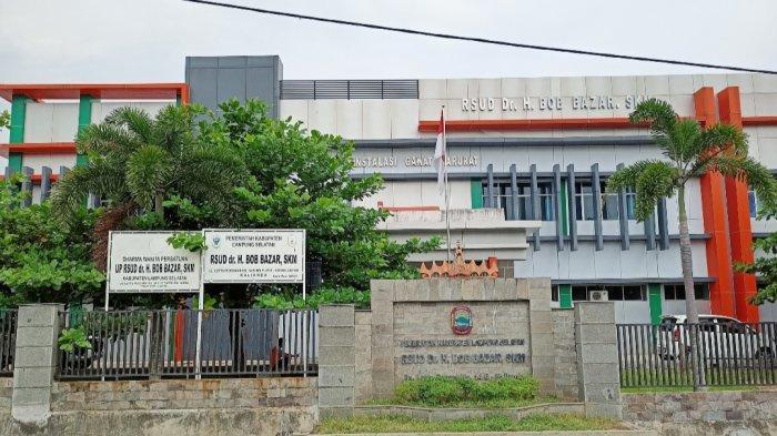 45 Pasien Jalani Isolasi di RSUD Bob Bazar Kalianda Lampung Selatan