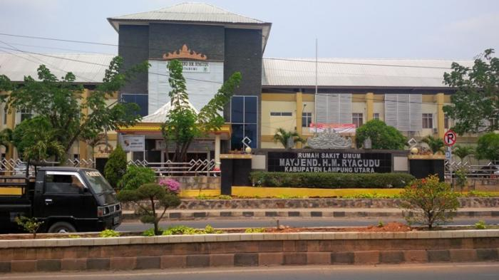 RSUD Ryacudu Lampung Utara Dapat Bantuan 8 Unit Mesin Oksigen Canggih, Tak Perlu Isi Ulang