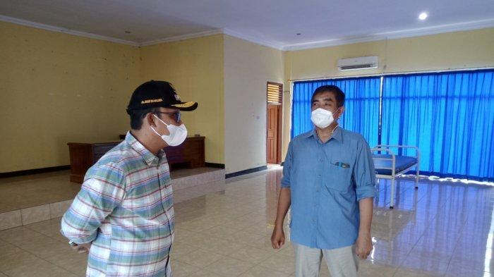 Pemkab Lampung Tengah akan Gunakan Gedung Badiklat untuk Tempat Isolasi Pasien Covid-19