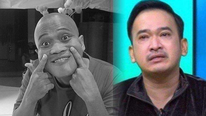 Ruben Onsu Bisiki Telinga Sapri Pantun saat Melayat untuk Hilangkan Beban Almarhum