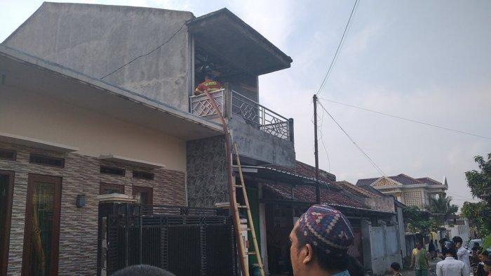 Rumah di Bandar Lampung Terbakar, Yohana Bersyukur Cucunya Selamat
