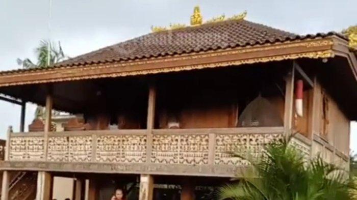 Rumah Tanjagh Batin, Simbol Kebersamaan Masyarakat Adat di Provinsi Lampung