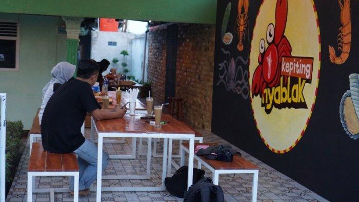 Restoran Menu Spesial Kepiting di Bandar Lampung - The Angry Crab dan Kepiting Nyablak
