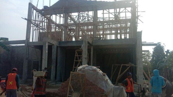 Rumah Tapis dan Perca Dibangun di Pringsewu Lampung