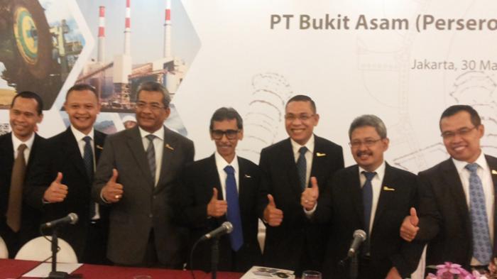 PT Bukit Asam Rambah Bisnis Sawit