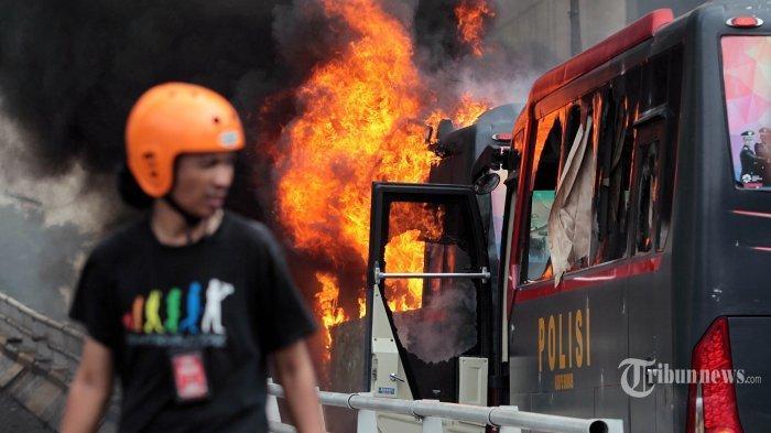 Peluru Tajam Berserakan Saat Kerusuhan 22 Mei, Mantan Kepala BAIS Sebut Dibongkar Orang Terlatih