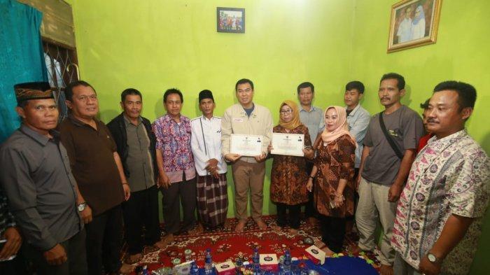 Rycko Menoza Serap Aspirasi Masyarakat Sukabumi dan Telukbetung Timur