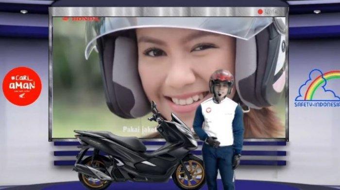 Tunas Honda Kampanyekan 5P Kepada Mitra Ojek Online, Hinga Tips Perawatan Motor