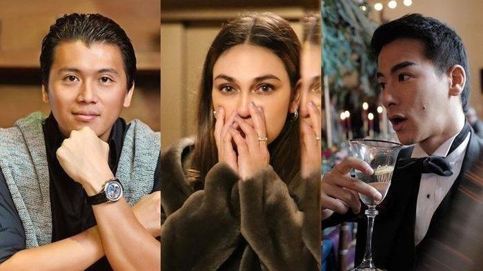 Netizen Bandingkan Kekayaan Ryochin Pacar Luna Maya dan Reino Barack Suami Syahrini, Ini Hasilnya