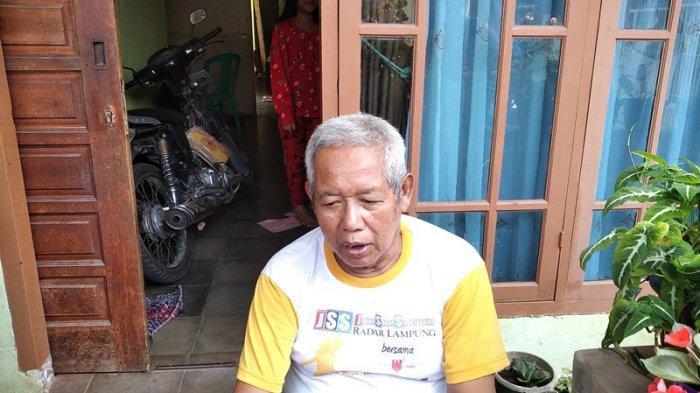 Kerugian Akibat Kebakaran Rumah di Bandar Lampung Belum Diketahui, Sadali: Bagian Atap Habis Semua