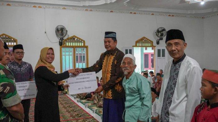 Wakil Bupati Pesisir Barat Pimpin Safari Ramadhan 1440 H di Pekon Suka Jadi Kec Krui Selatan