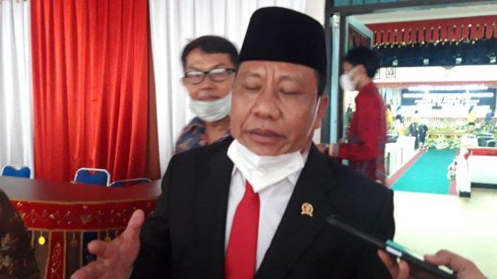 Sahdana dan Lenistan Nainggolan Siap Bersinergi dengan Anggota Fraksi PDI DPRD Lampung