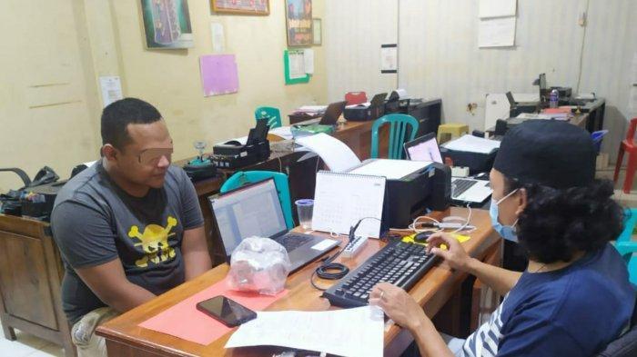 Polres Lampung Utara Tangkap 2 Pemakai Narkoba Sabu-sabu