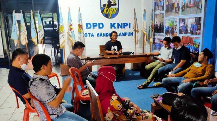 Sambut HUT ke-339 Kotamadya, KNPI Kota Bandar Lampung Sebut Pemuda Berharap pada Pemda