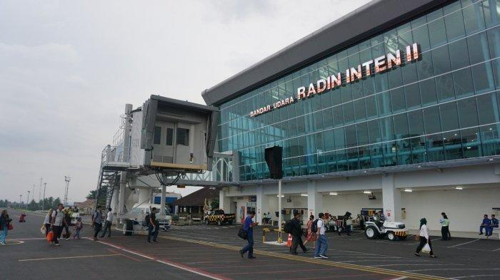 Sambut Penerbangan Perdana Umrah dari Lampung, Bandara Radin Inten II Siapkan Lounge Umrah