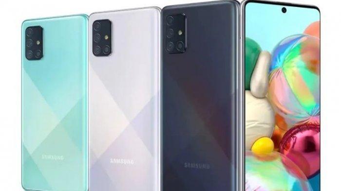 Harga HP Samsung Galaxy A52, Chip Snapdragon 750G