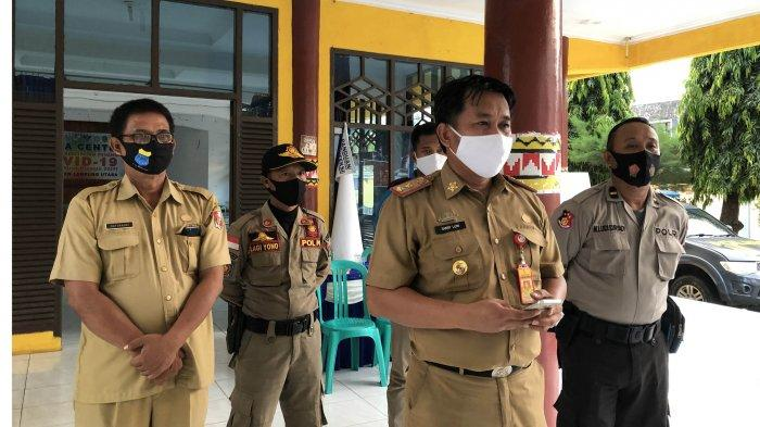 Bayi 6 Bulan di Lampung Utara Positif Corona, 3 Kasus Baru Covid-19 Berasal dari Satu Kelurahan