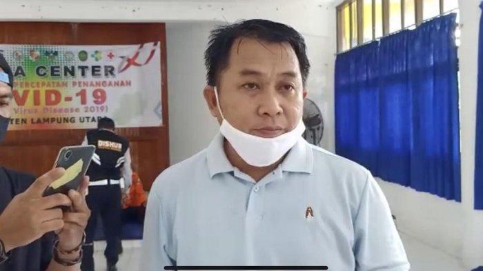 Kurun Sebulan Kasus Positif Covid-19 di Lampung Utara Bertambah 54, 37 Orang Murid Ponpes
