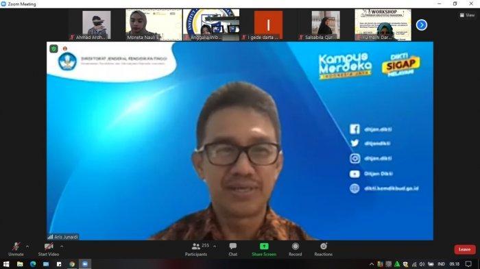 Direktur Belmawa Kemdikbud RI Buka Workshop PKM IIB Darmajaya