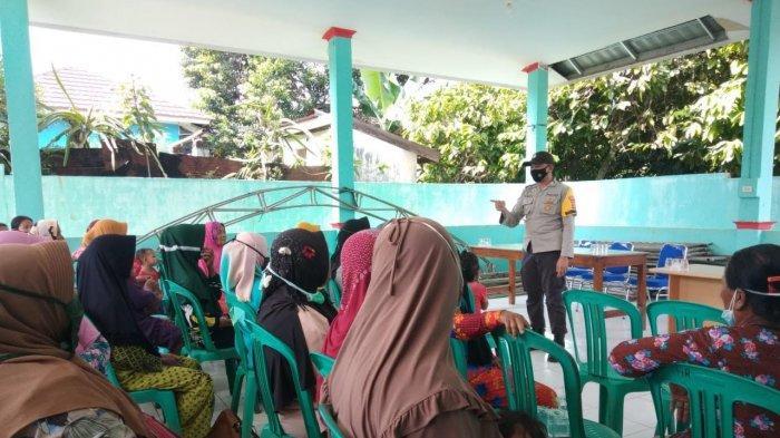 Cegah Radikalisme Sat Binmas Polres Lampung Utara Laksanakan Operasi Bina Waspada