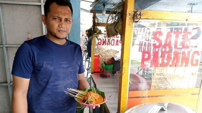 Kuliner Lampung, Sate dan Soto Padang Ajo Yus Enak dan Murah Meriah