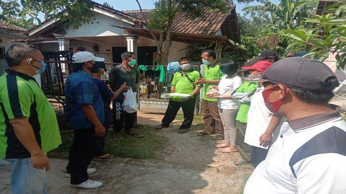 Prihatin Kasus Covid-19 Meningkat, Pamong Pringsewu Lampung Secara Swadaya Bentuk Satgas