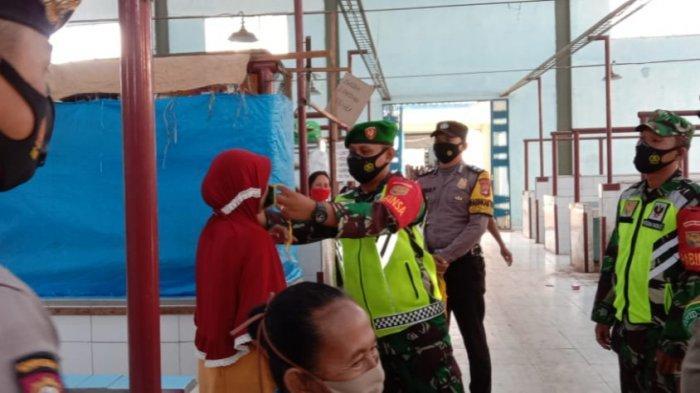 Tidak Patuh Prokes, Warga Pekalongan Lampung Timur Dapat Imbauan Humanis