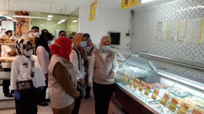 Satgas Pangan Juga Sidak Pasar Modern, Cek Makanan Beku hingga Parcel