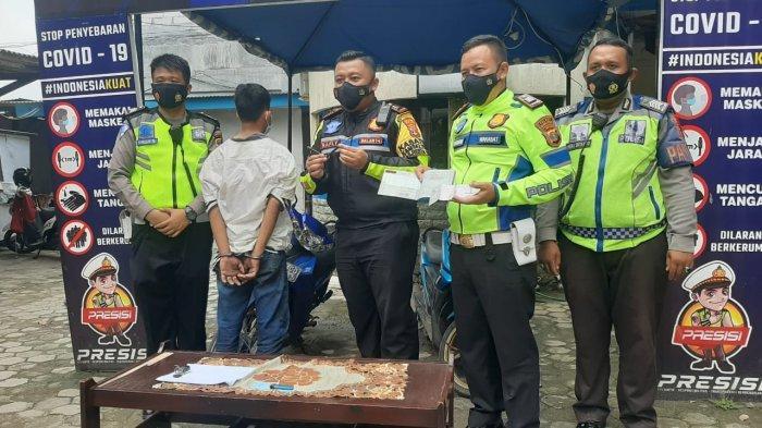BREAKING NEWS: Tepergok Curi Motor, Remaja 15 Tahun di Bandar Lampung Dijaring Polisi