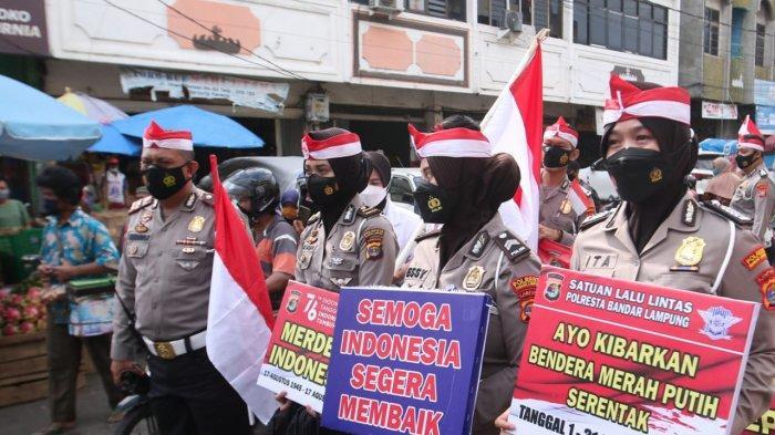 PPKM Level 4 di Lampung: Pasar, Pedagang Kaki Lima hingga Mal Boleh Buka
